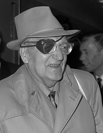 Fritz Lang im Jahr 1969 (Foto: Joost Evers / Anefo)