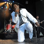 Charles Bradley – Der Screaming Eagle of Soul beehrt Jena