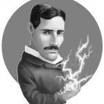 Nikola Tesla: The light man